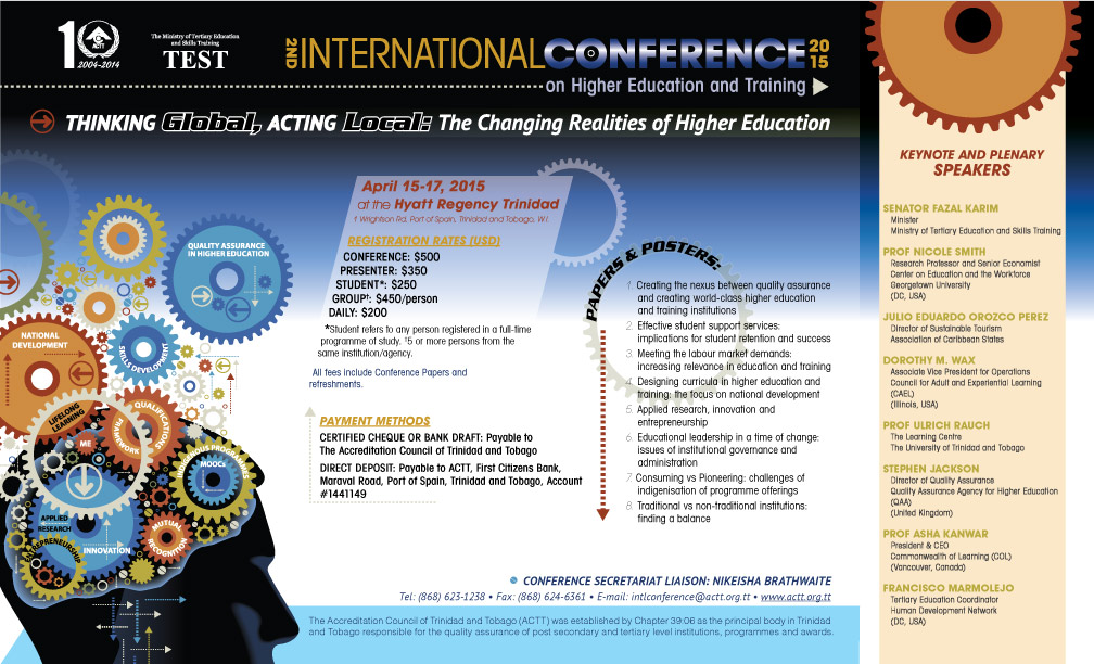 Conference 2015 Flyer